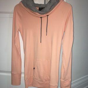 BENCH Peachy sweater/mini dress